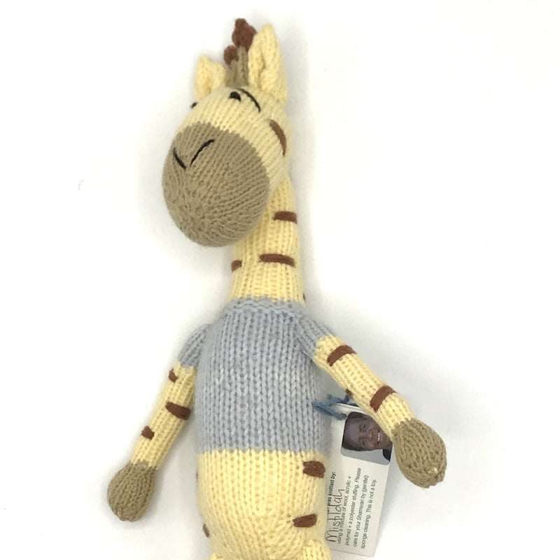 Knitted Animals - Bagel&Griff