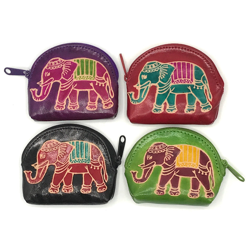 Elephant Leather Purses - Bagel&Griff