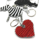 Beaded Key Rings - Bagel&Griff