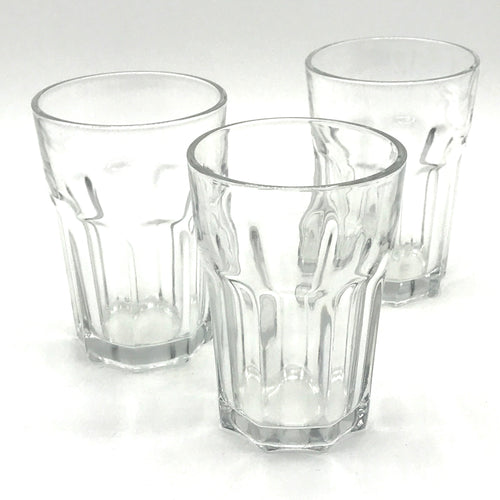 Basic Glass Tumbler - Bagel&Griff