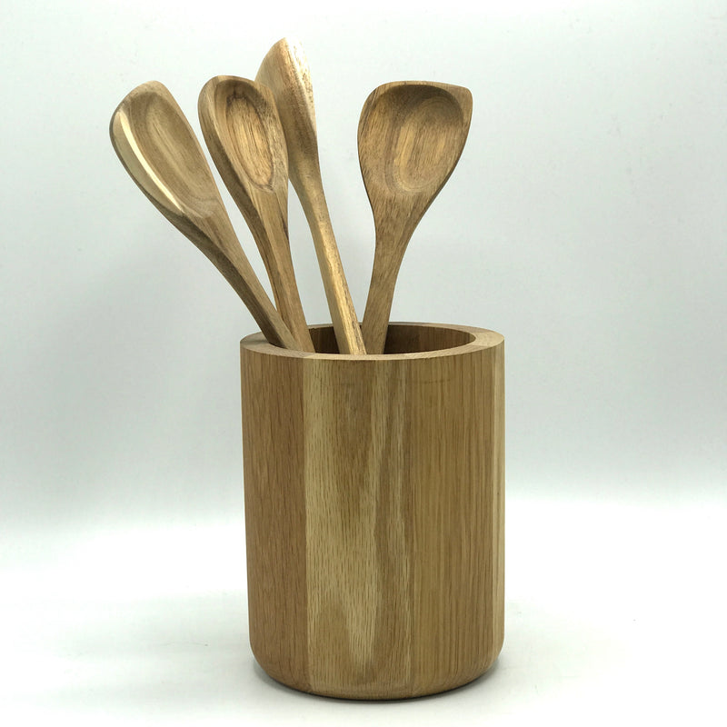 Acacia Wood Mixing Spoon - Bagel&Griff