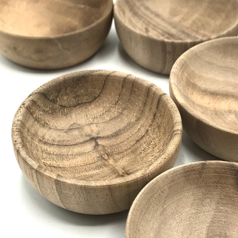 Walnut Pinch Bowl - Bagel&Griff