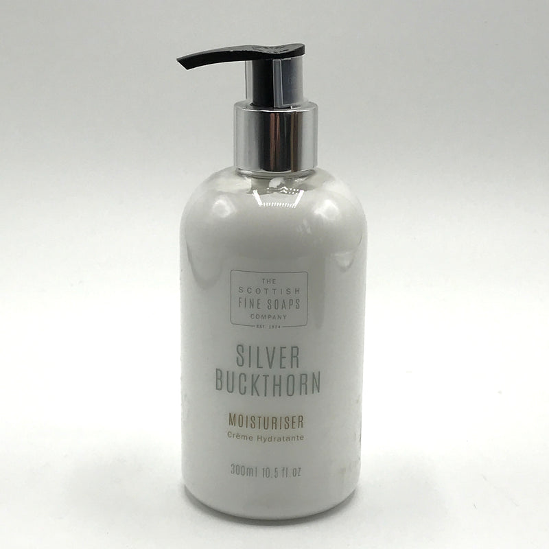 The Scottish Fine Soaps Company Silver Buckthorn Moisturiser - Bagel&Griff