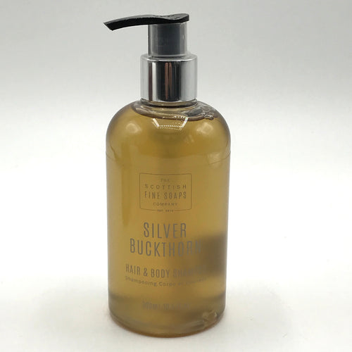 Silver Buckthorn Hair & Body Shampoo - Bagel&Griff