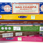 Nag Champa Incense Sticks - Bagel&Griff