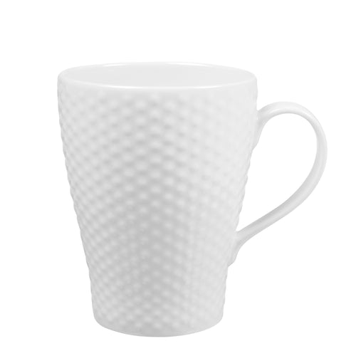White Dotted Mugs - Bagel&Griff