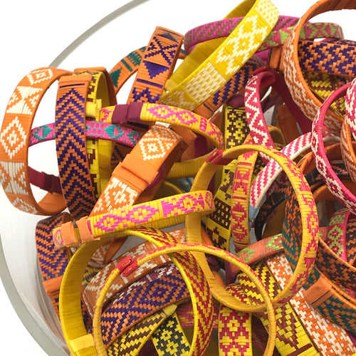 Summer Colours Colombia Bangles