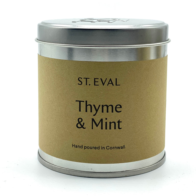 Thyme and Mint Candle - Bagel&Griff