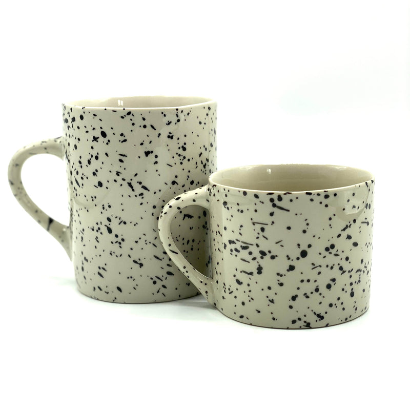 Speckled Mugs