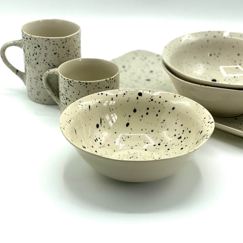 Small Speckled Bowl
