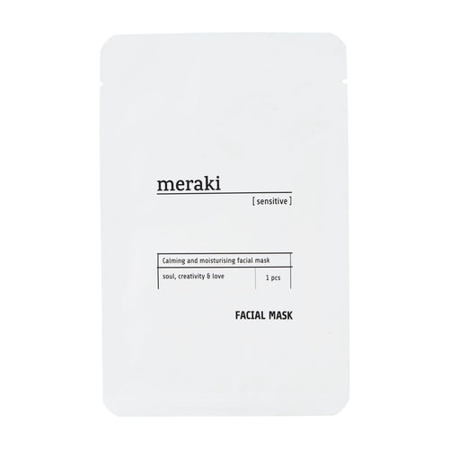 Meraki Facial Masks - Bagel&Griff