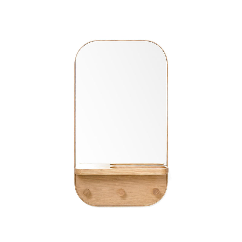 Storage Wall Mirror - Bagel&Griff
