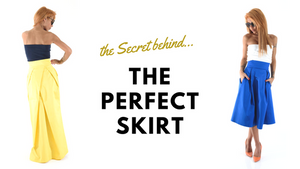 The Secret Behind The Perfect Skirt