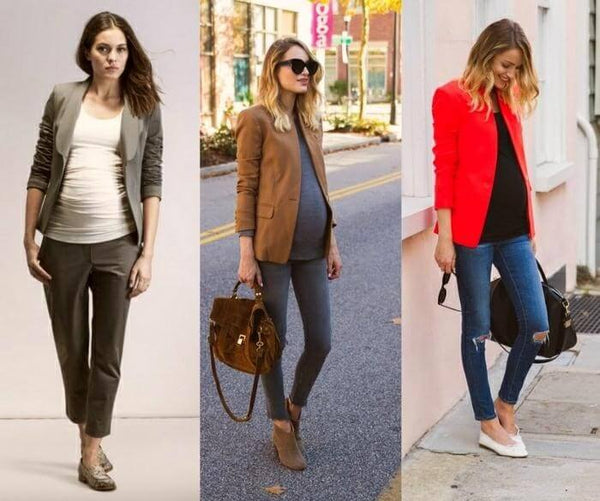 How do we stay fashion trendy during pregnancy?
