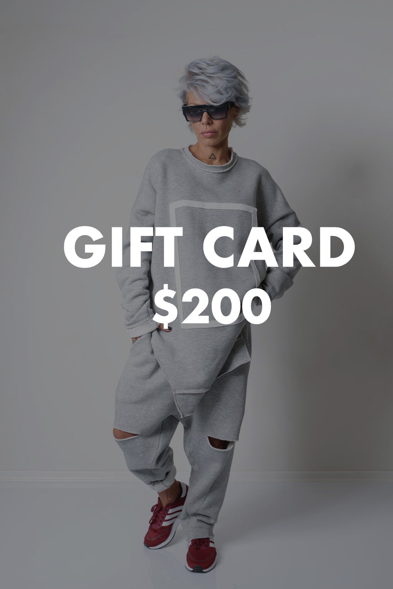$200 gift card - Clothes By Locker Room