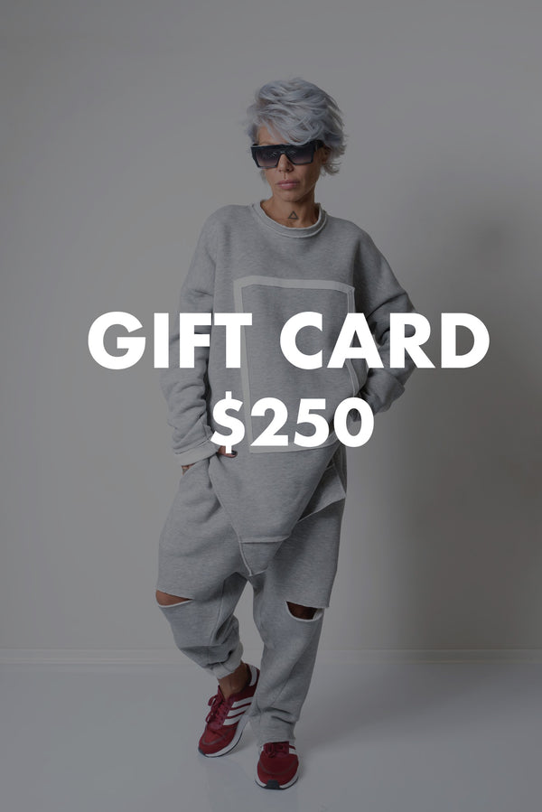 $250 gift card - Clothes By Locker Room