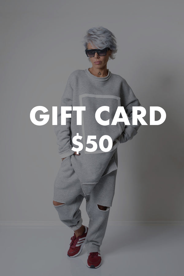 $50 gift card - Clothes By Locker Room