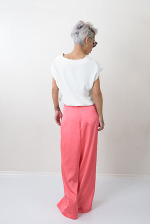 Wide Leg Extravagant Low Crotch Pants - Clothes By Locker Room