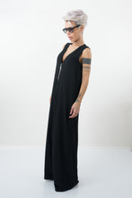 Black Wedding Women Harem Plus Size Palazzo Jumpsuit
