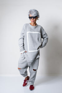 Two Piece Tracksuit Set For Women