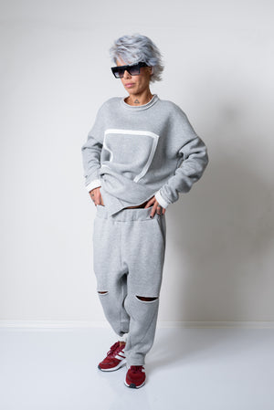 Two Piece Tracksuit Set For Women - Clothes By Locker Room