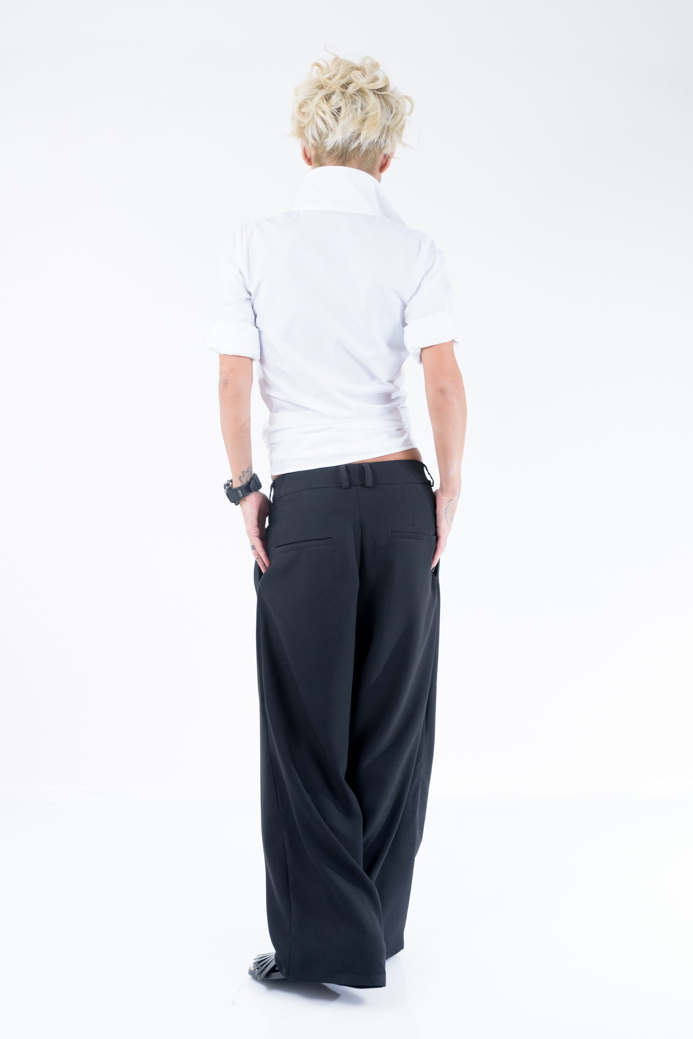 Urban Chic Loose Pants - Clothes By Locker Room