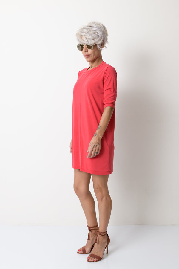 Women Loose Soft Summer Dress - Clothes By Locker Room