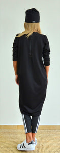Winter Long Sleeved Tunic Dress