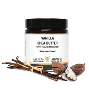 Vanilla Shea Butter 120 ml