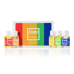 Oils Of Heaven Gift Set 5 x 5ml