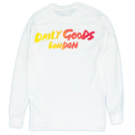 Longsleeve Skateboard Cafe x Daily Goods London Tee