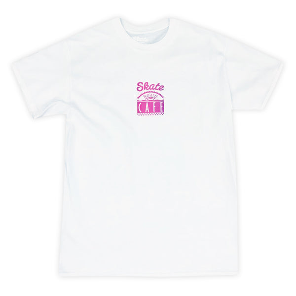 Short Sleeve Skateboard Cafe x Daily Goods London Tee