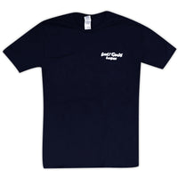 Daily Goods South Of The River T-Shirt Navy