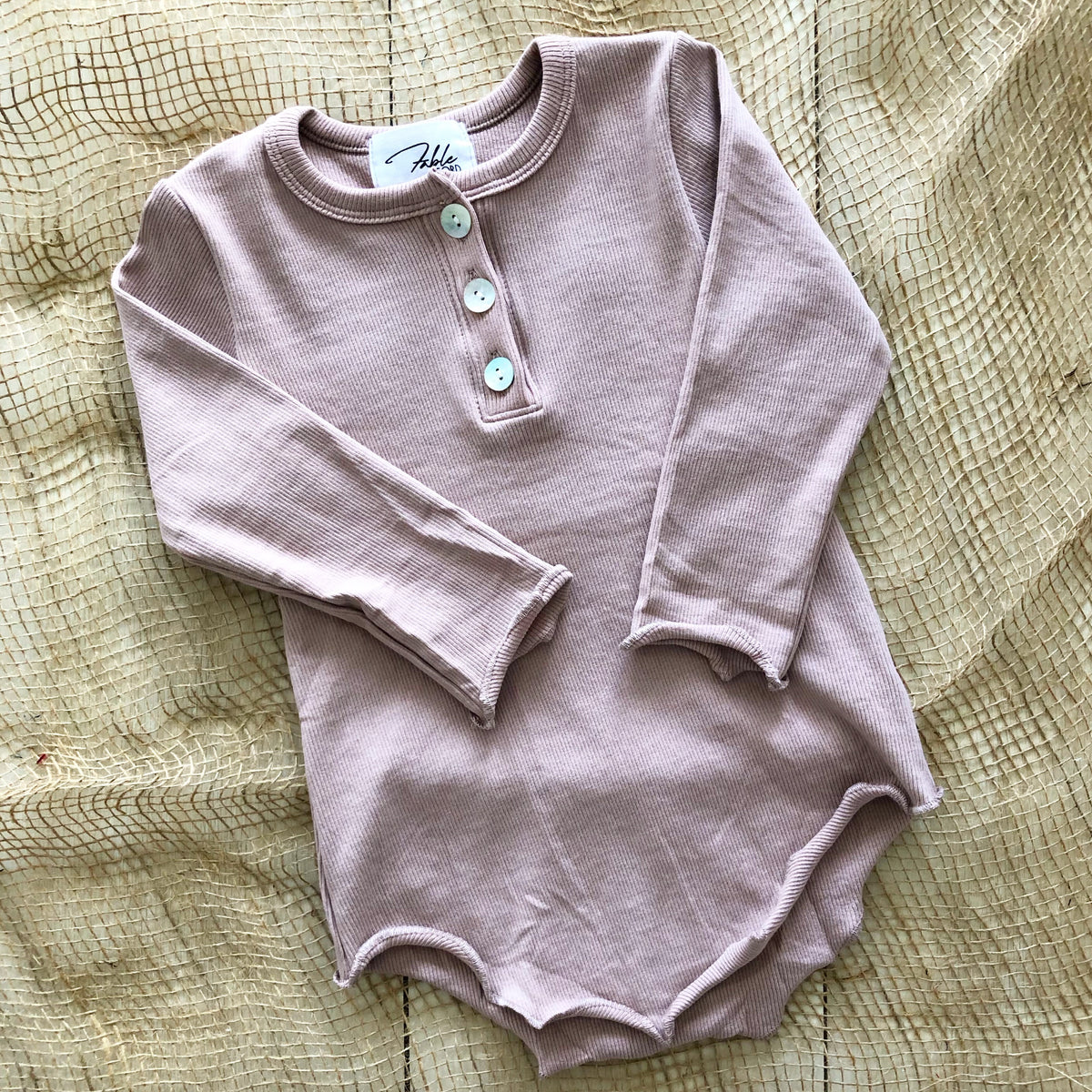 Oaklie Dress - Dusty Mauve