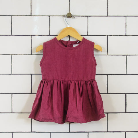 August Balloon Romper
