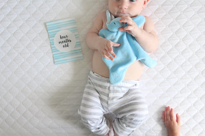 Baby - Striped Leggings