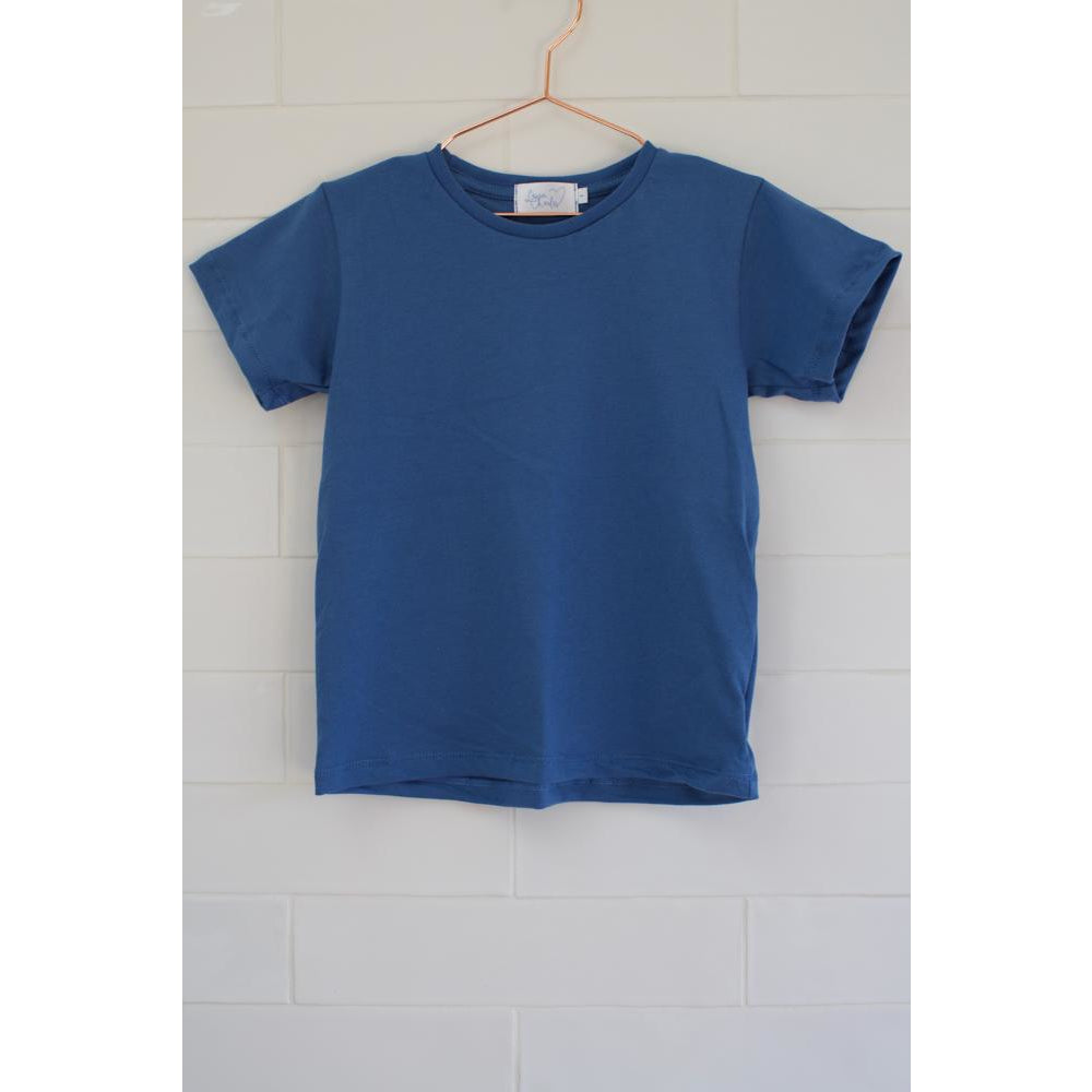 Boys Arctic Blue Tee