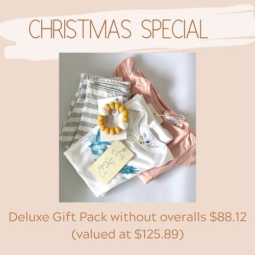 Deluxe Gift Pack without Overalls