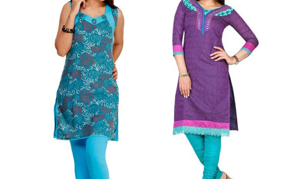 How to Dress Comfortably with Wholesale Kurtis in Hot Seasons