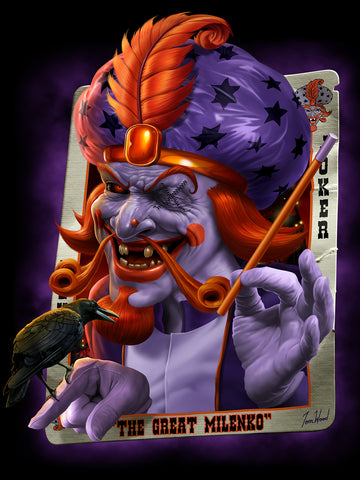 Great Milenko (Joker Card Collection)