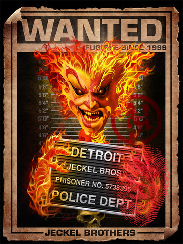 Jeckle Brothers Wanted
