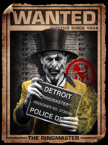 Ringmaster Wanted