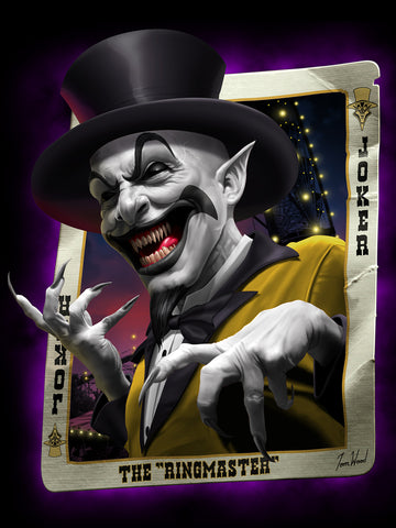 Ringmaster (Joker Card Collection)