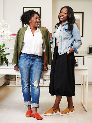 Style Spotlight: Tiffany and Amber Davis