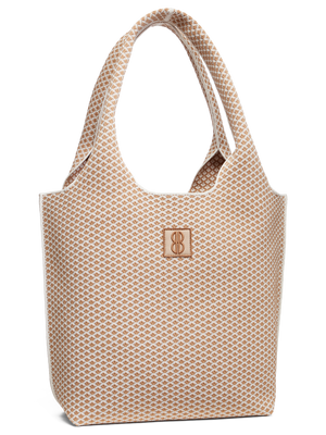 Sutton City Tote - Buckthorn Diamond - Medium