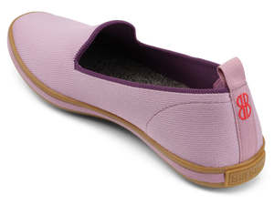Sutton Knit Slip On - Fair Orchid