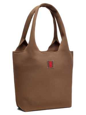 Sutton City Tote - Coffee Solid - Medium