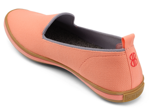 Sutton Knit Slip On - Apricot