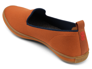 Sutton Knit Slip On - Clay