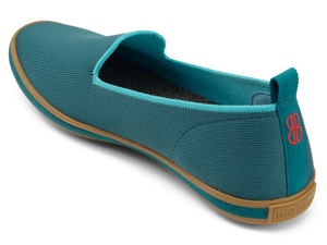 Sutton Knit Slip On - Ocean Depth